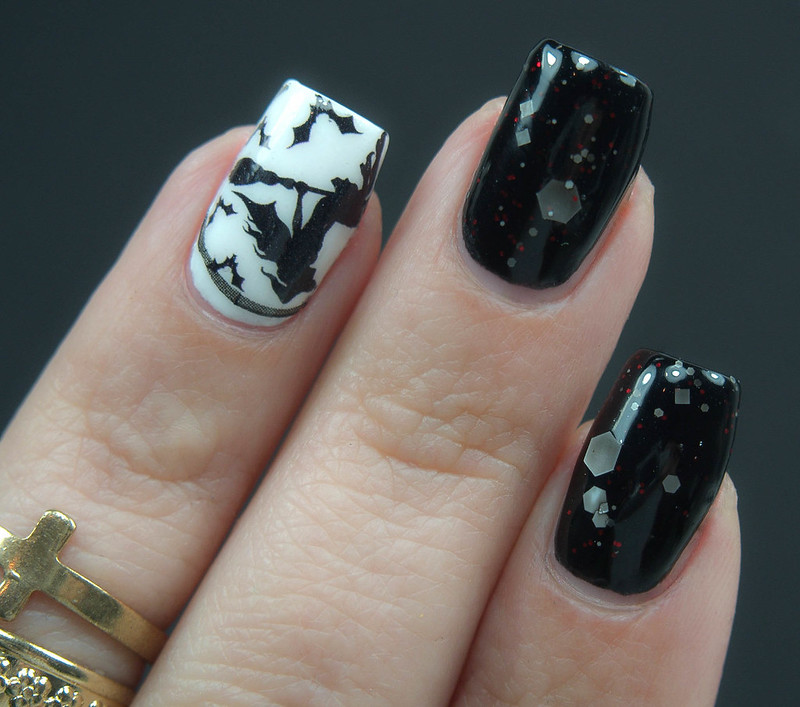 Milv Water Decals Halloween