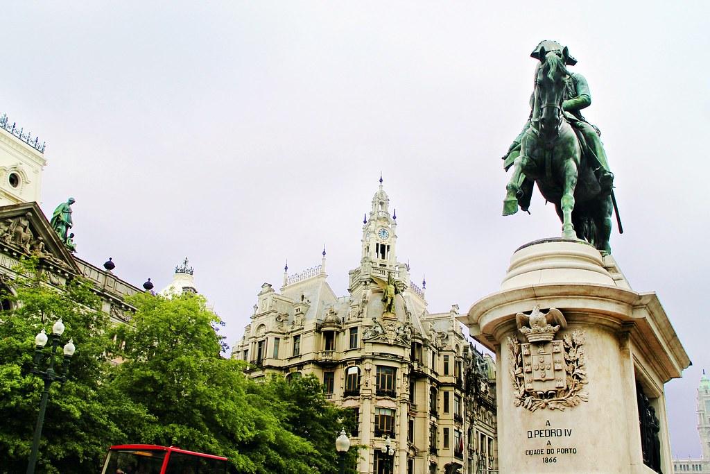 Roteiro do Porto: da Baixa Portuense ao Centro Histórico - Avenida dos Aliados