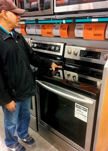Buying New Appliances