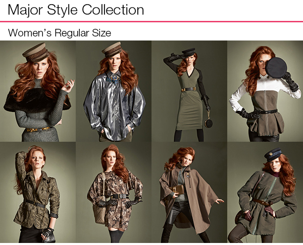 Major Style Collection