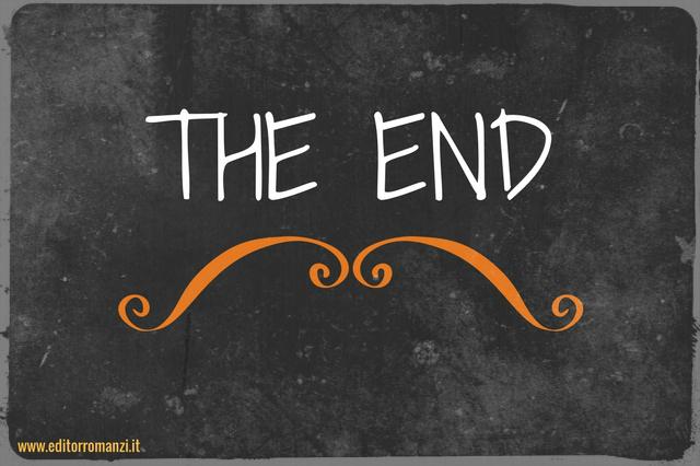 scrivere il finale