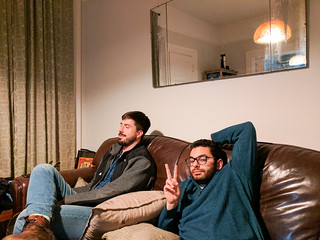 Matt + Kareem