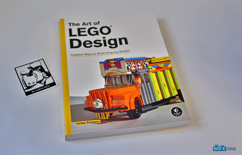 The Art of LEGO Design by Jordan Schwartz