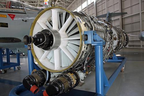 F-104J戦闘機  エンジン IMG_0436_2