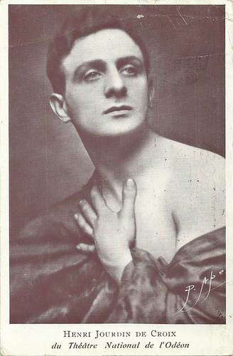 Henri Jourdin de Croix