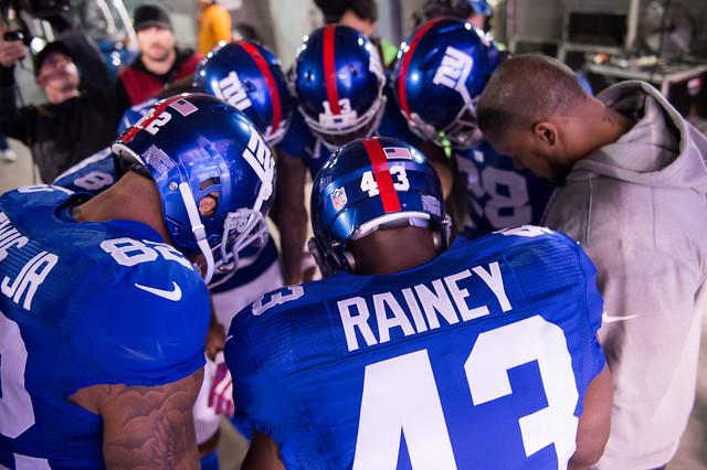NFL Giants v Bengals 019