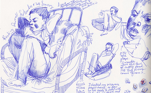 Sketchbook #100: Everyday Life