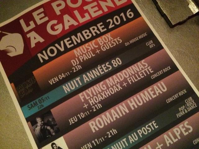 Poste à Galène by Pirlouiiiit 10112016