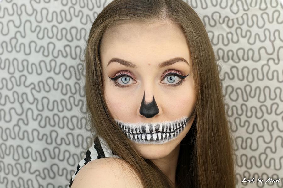 7 halloween luuranko meikki asu tutoriaali look