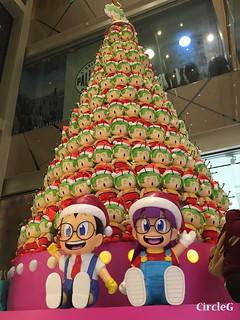 CIRCLEG 香港 尖沙咀 THE ONE TSIMSHATSUI 2016聖誕 小雲同小吉  遊記 聖誕 2016  (2)
