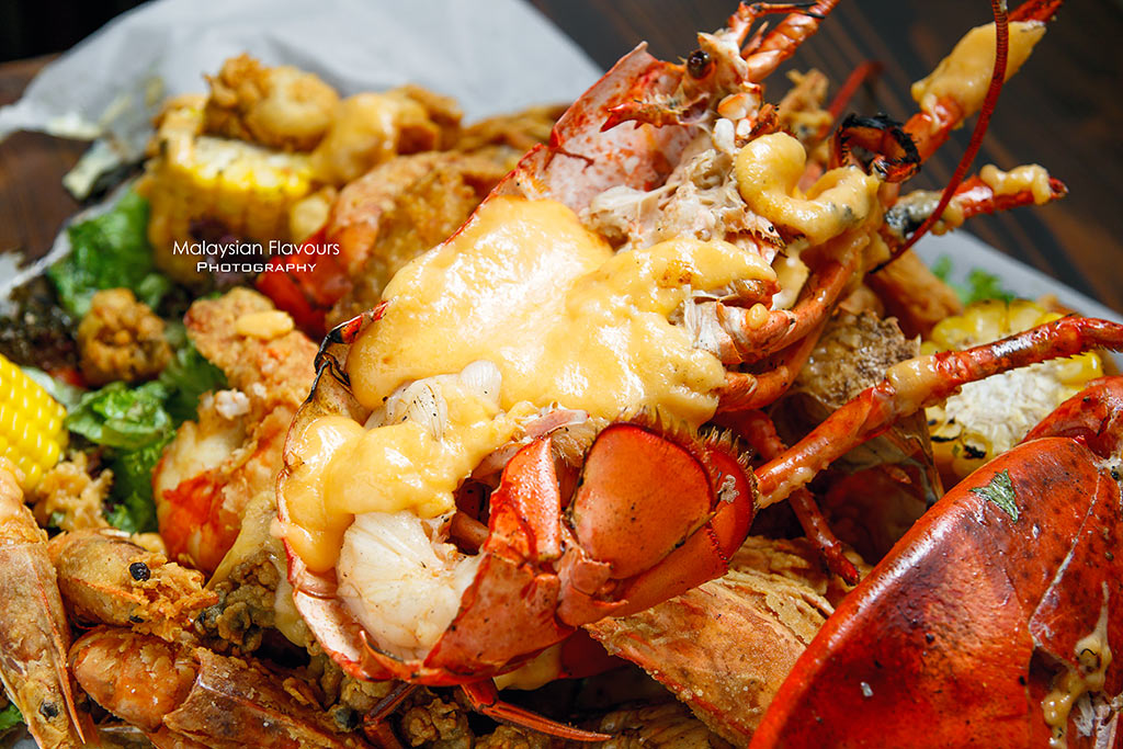 Weekend Seafood Feast Steaks & Lobsters