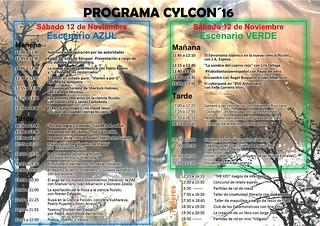 CYLCON 2016 Programa Oficial
