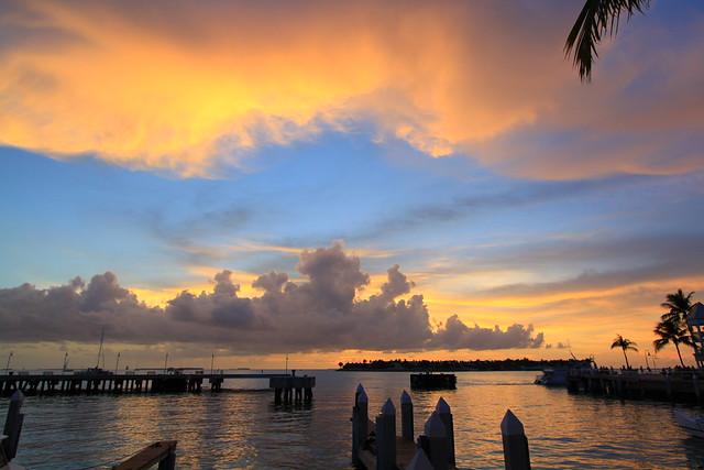 Key West Florida Twilight