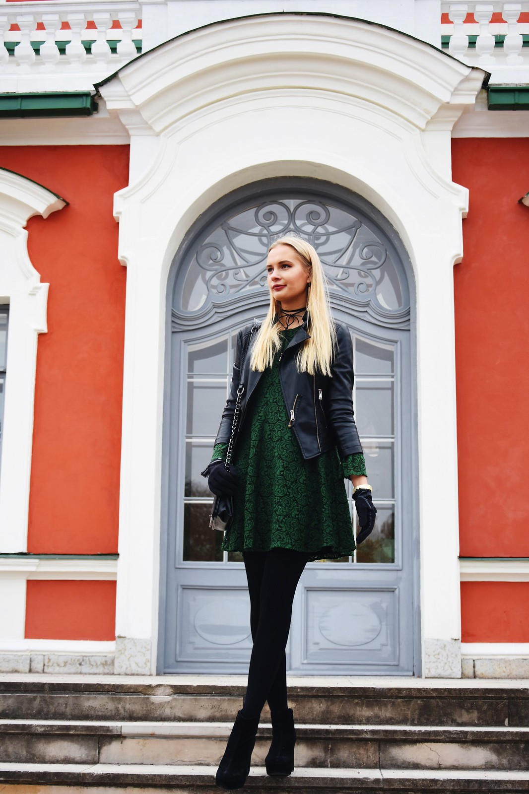 Tallinn fashion week ootd
