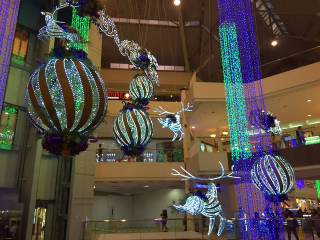 Christmas 2016 at Robinsons Galleria