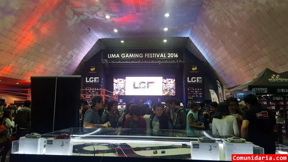 Así se vivió el Lima Gaming Festival   FOTOS