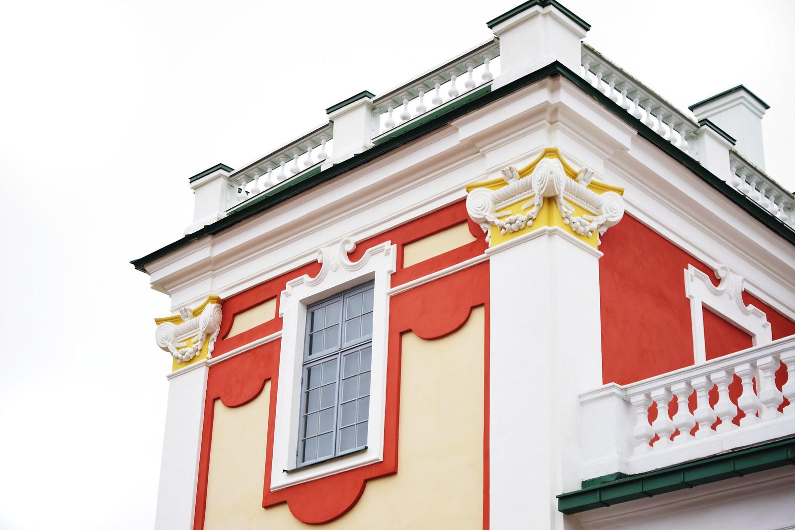 Kadriorg palace Estonia