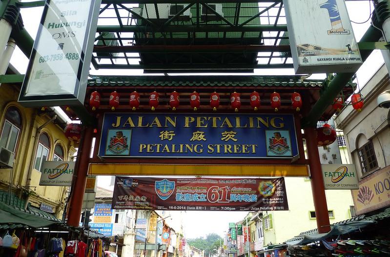 Chinatown - Kuala Lumpur - Malaysia