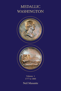 Medallic Washington Cover Vol.1