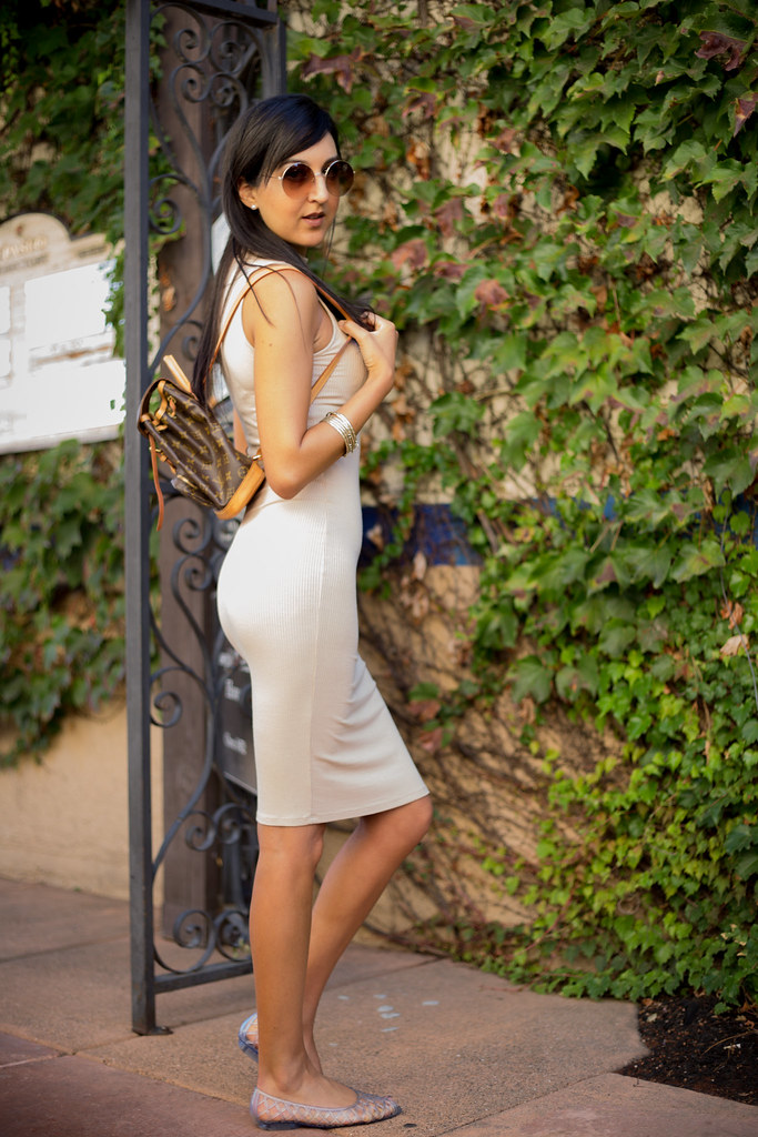 Turtleneck dress 1