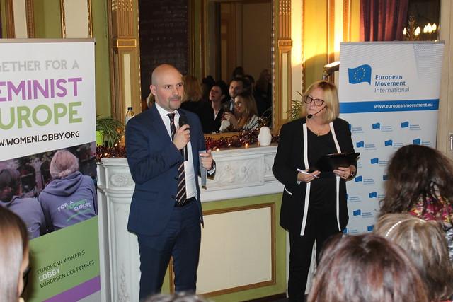 01.12.2016 Women of Europe Awards 2016