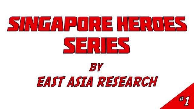 Singapore Heroes Series 1