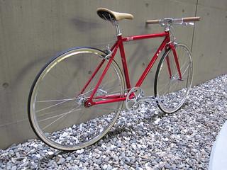 FUJI STROLL RED 03