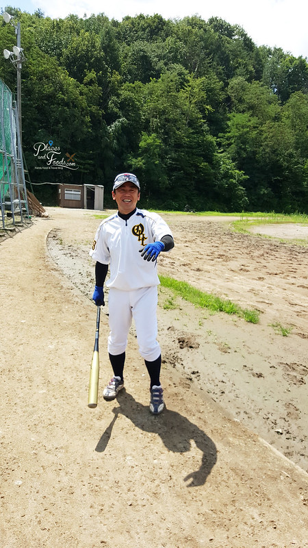 Kakunodate Senior High School akita baseball coach