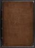 Schedel, Hartmann: Liber chronicarum - Binding