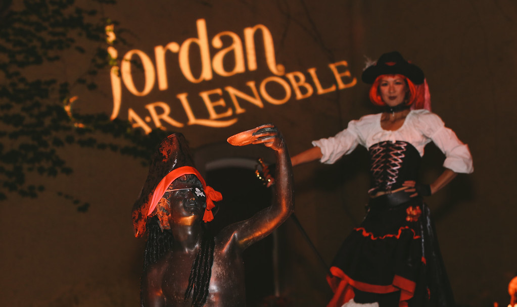 Halloween at Jordan Winery 2016