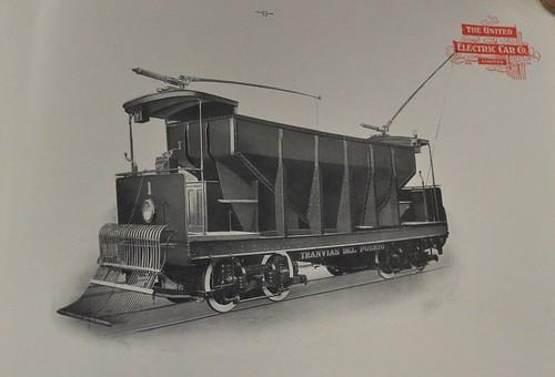 Hopper tram