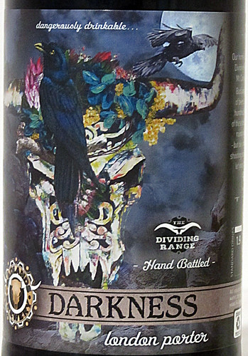 Badlands Brewery Darkness