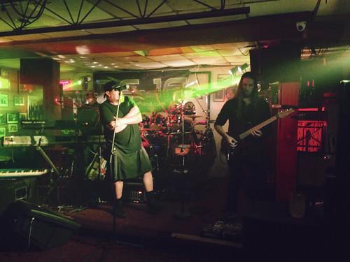 DEJA Poppa's Pub (September 25 2015)
