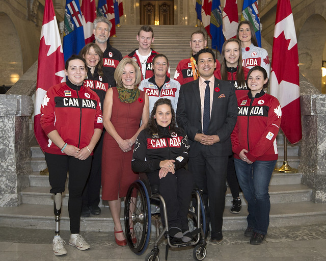 Celebrating Alberta's Olympians and Paralympians