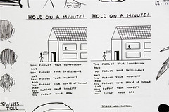 David Shrigley - Problem in Toulouse