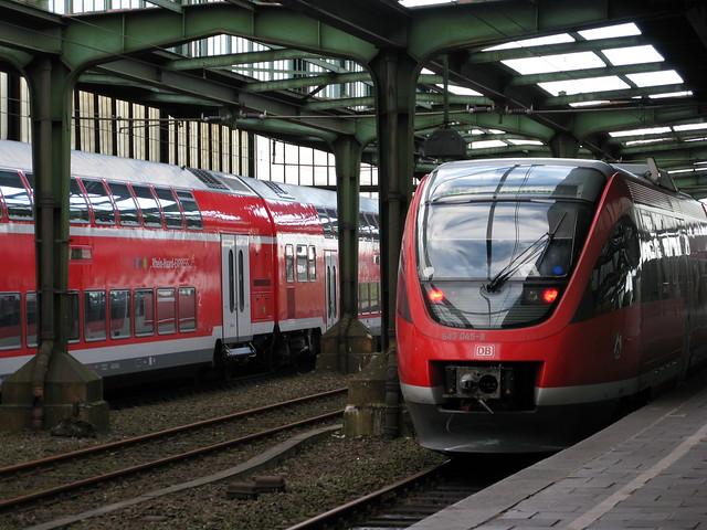 Duisburg Hauptbahnhof