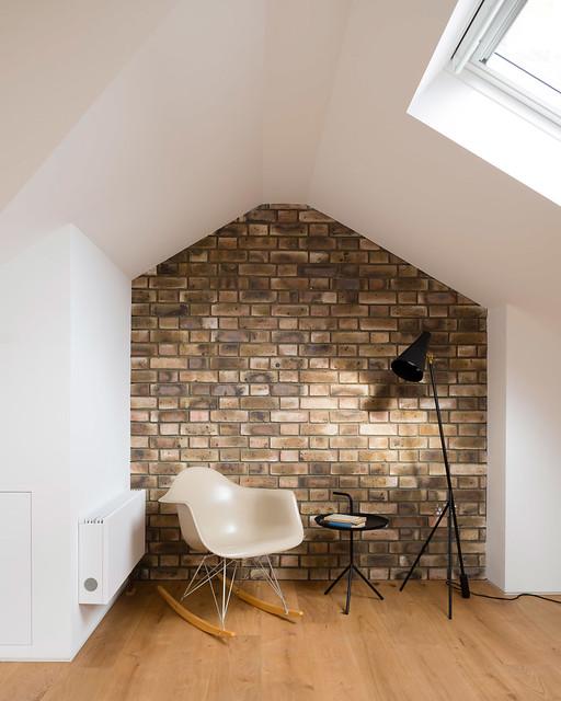 Victorian loft architecture by A Small Studio. Sundeno_11