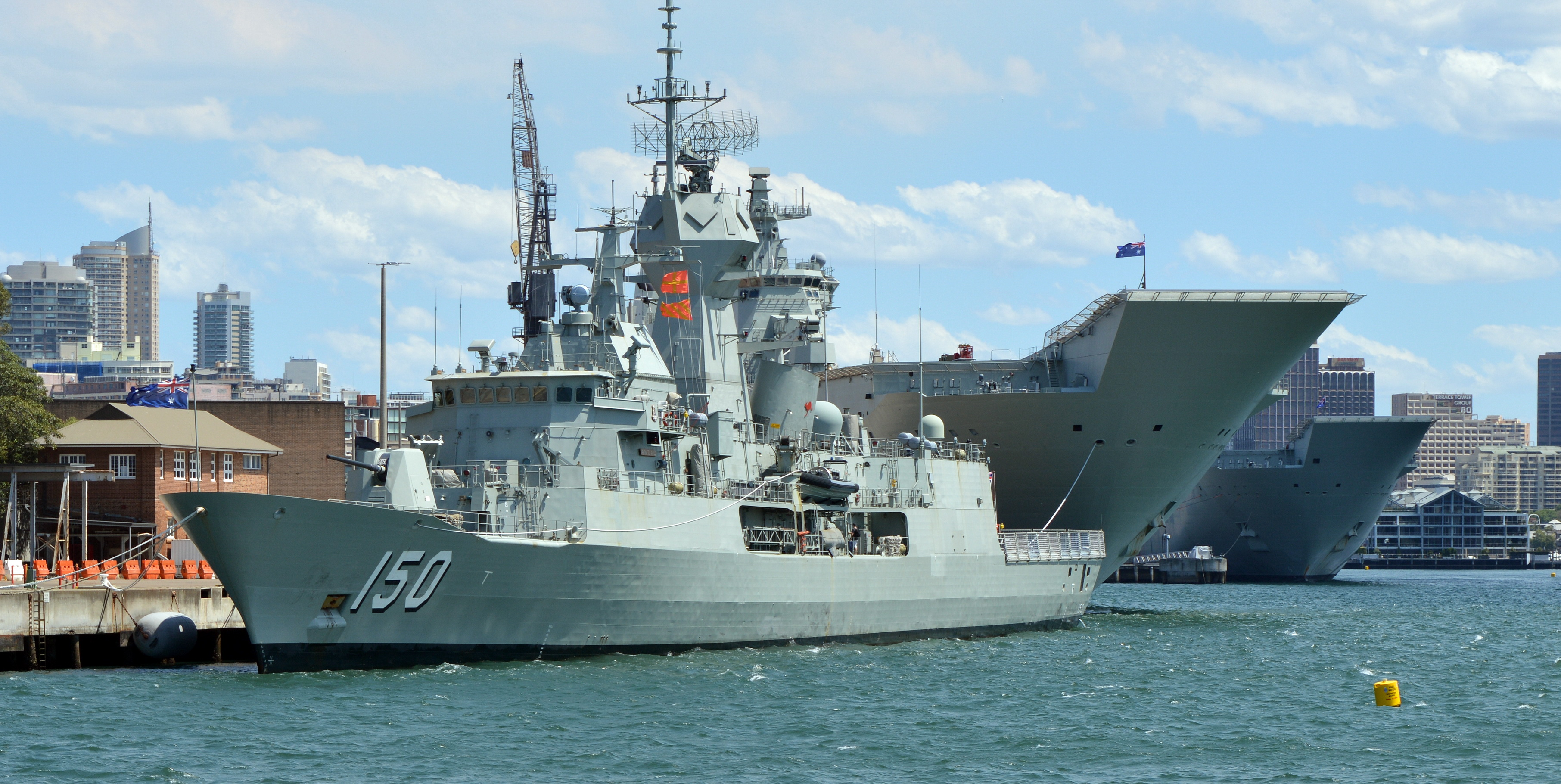 Australian Navy - Marine Australienne - Page 4 31652987291_57b10c699d_o