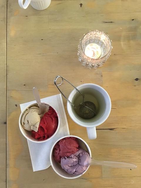 ice cream at köld, mitt möllan, malmö