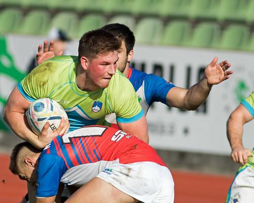 Rugby 2016, SVN vs Srbija