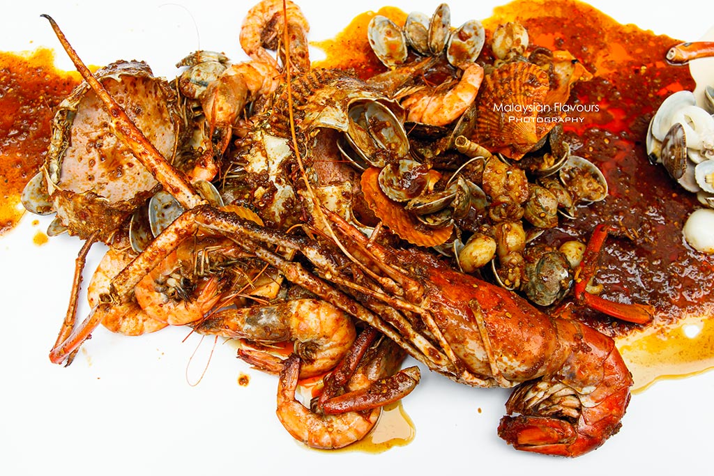 Seafood & Beer Sector 7 setiawalk puchong