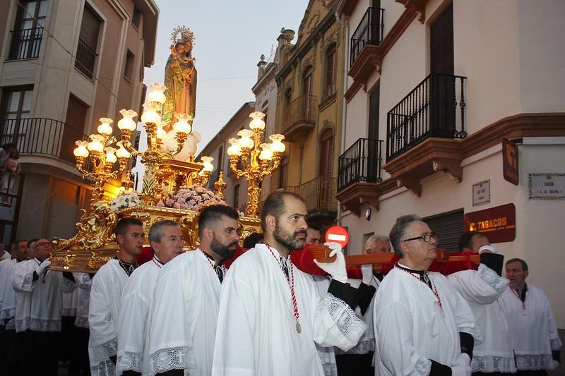 Almassora procesión Roser (2)