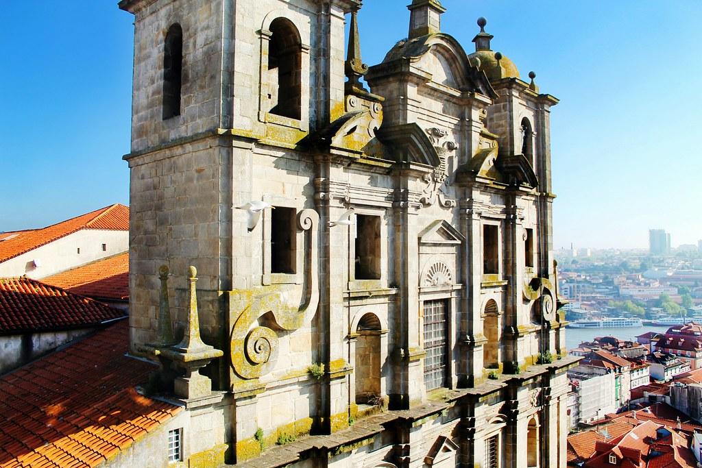 Roteiro do Porto: da Baixa Portuense ao Centro Histórico - Igreja dos Grilos