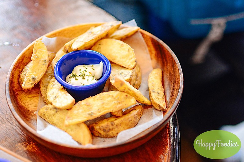 Potato Wedges (Php 110)
