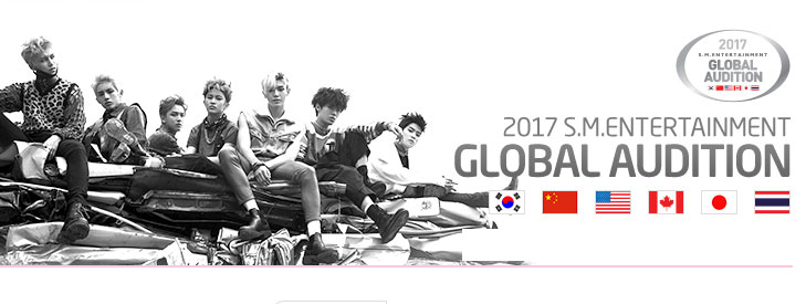 (마-서울) SM Entertainment Global Audition in KOREA