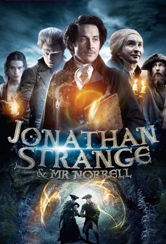 Jonathan Strange & Mr. Norrell - Poster 2