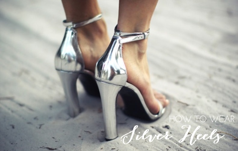 sandalias plateadas _outfits-how-to-wear