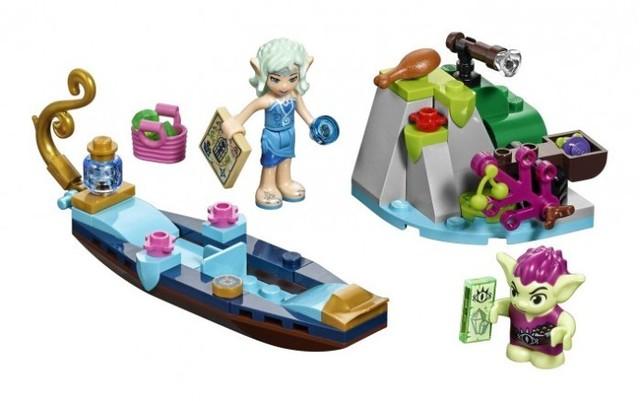 LEGO Elves 2017 - Naida's Gondola & the Goblin Thief (41181)
