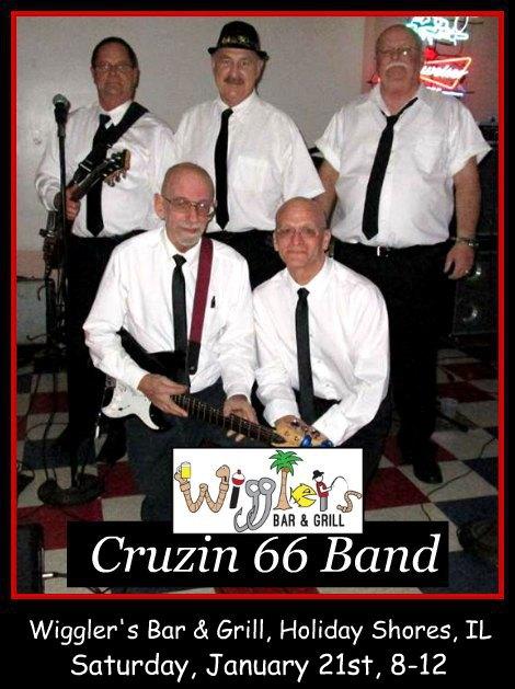 Cruzin 66 Band 1-21-17