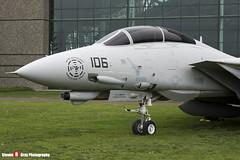 164343 AJ-106 - 618 D-23 - US Navy - Grumman F-14D Tomcat - Evergreen Air and Space Museum - McMinnville, Oregon - 131026 - Steven Gray - IMG_9057